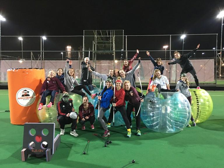 Bumper Football huren op locatie in Rotterdam